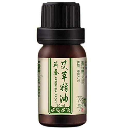 Plzlm Wormwood Lavendel Ingwer Oliven Rose Ätherisches Öl Aromatherapie Körpermassage Relax Scraping Öl - Ingwer-raum-spray