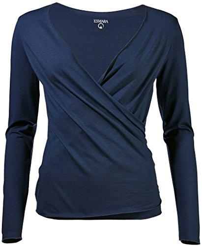 ESMARA® Damen Yoga-Jacke (dunkelblau, S – 36/38)
