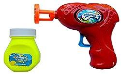 Bubbletastic 12 X Childrens Quick Firing Bubble Zapper Power Blower Gun
