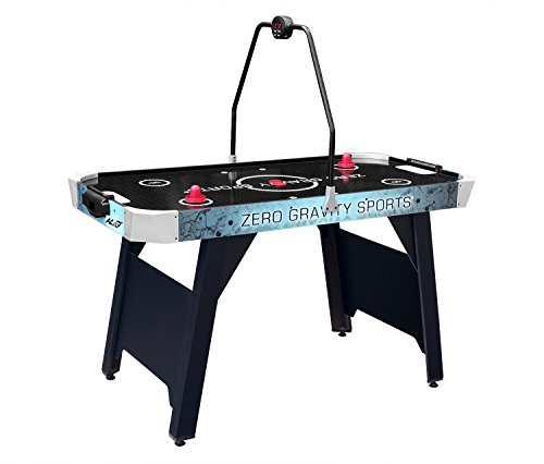 54 Inches/4.5ft Air Hockey Game Table for Kids and Adults with Electronic Scorer