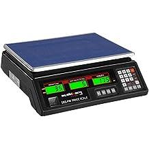 Steinberg Systems Balanza Comercial Bascula Digital SBS-PW-352B (35 kg / 2