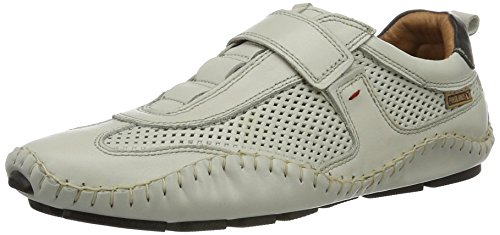 Pikolinos Fuencarral Blanc - Chaussures Baskets basses Homme