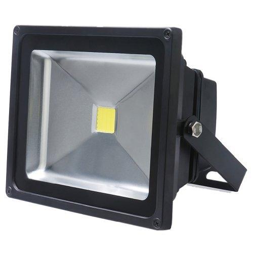 Auralum® 50W IP65 LED Projecteur Lumière Blanc 6000-6500K 4500Lumen