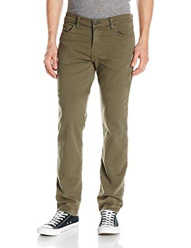 J Brand Herren Jeans Kane Straight Fit Jeans in Keckley Eri - Braun - 47 -