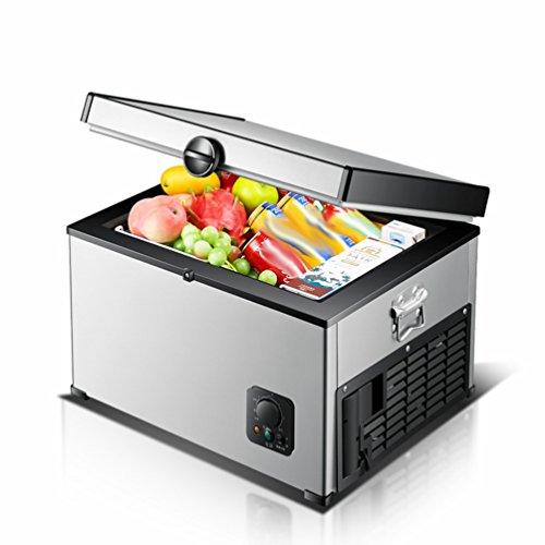 Refrigerador del coche de la refrigeración del compresor del refrigerador del coche...