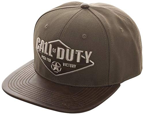 Call of Duty WWII - Logo Snapback nero