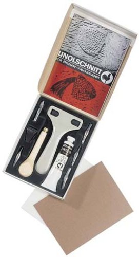 Brause 892B Linolschnitt-Besteck Set