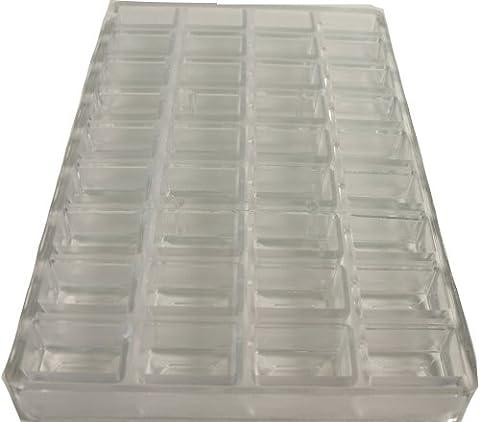Moules en polycarbonate pour chocolats rectangulaires