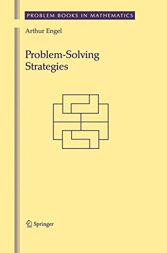 Problem-Solving Strategies (Problem Books in Mathematics) por Arthur Engel