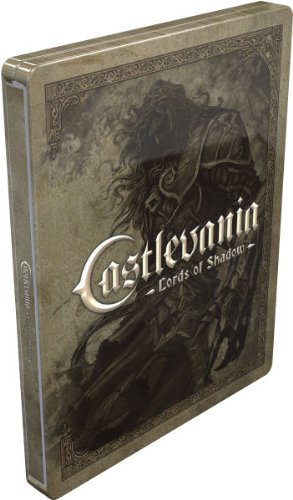 Castlevania Lords of Shadow Collection EXCLUSIVE PS3 STEELBOOK LIMITED UK EDITION (Steelbooks Video-spiele)