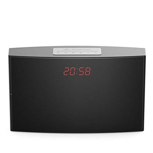 Lnyy Bluetooth-Lautsprecher 30W High Power Wireless Home Subwoofer Bluetooth Lautsprecher HiFi Bluetooth Sound 310 * 186 * 80 mm (Home Power Subwoofer)