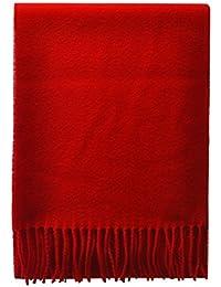f20dc9e834d233 Amazon.it: Rosso - Sciarpe e stole / Accessori: Abbigliamento