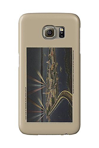 San Francisco, CA - Treasure Island at Int. Expo (Galaxy S6 Cell Phone Case, Slim Barely There)