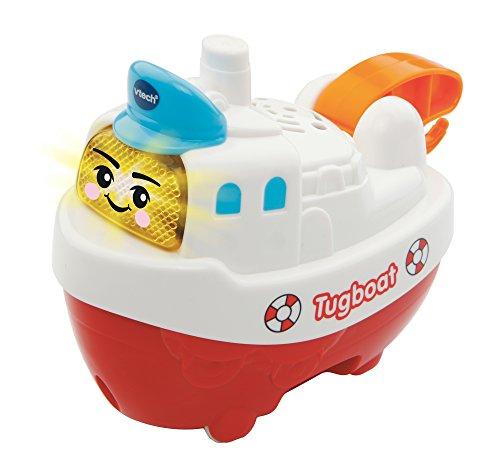 Toot-Toot Splash Vtech - TUT TUT Baby Badewelt - Schlepper (Englische Sprache) -