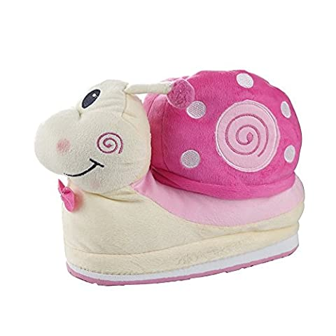 Snail Slippers –JLTPH Cute Cartoon Snail Slippers Winter Warm Slippers Home Indoor Shoes