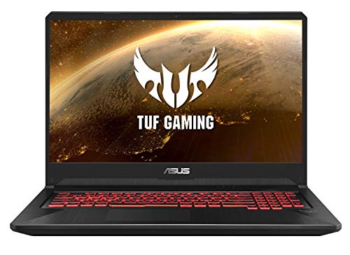 "Asus TUF765DT-AU079T PC Portable Gamer 17, 3"" FHD Noir (AMD Ryzen R7, RAM 16Go, HDD 1To + SSD 256Go, Nvidia GTX 1650 4Go, Windows 10) Clavier AZERTY Français"