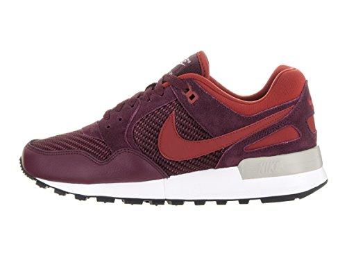 Nike 844888-602, Chaussures de Sport Femme Rouge