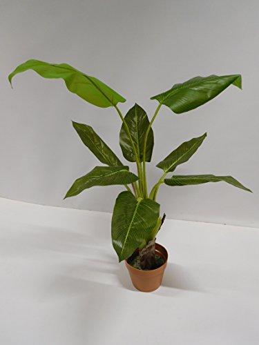 Philo Philodendron Real Touch Kunstpflanze Dekobaum 70 cm getopft 323009-50 F75