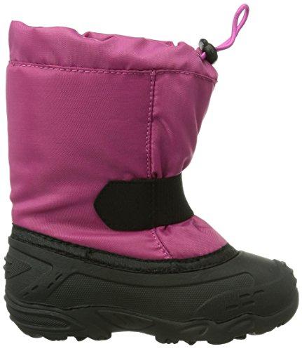 Kamik TICKLEEU Unisex-Kinder Warm gefütterte Schneestiefel Pink (MAGENTA / MAG)