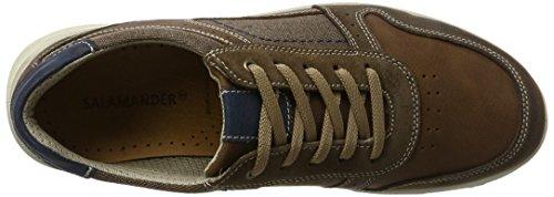 Salamander Herren Kimi Sneakers Braun (Tdm)
