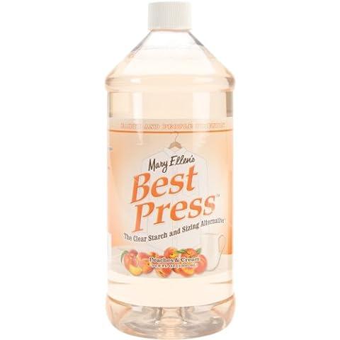 Mary Ellen's Best Press Refills 33.8oz-Peaches & Cream