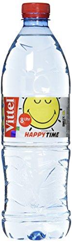 Vittel DPG Wasser Pet, 6er Pack, EINWEG (6 x 1 l)