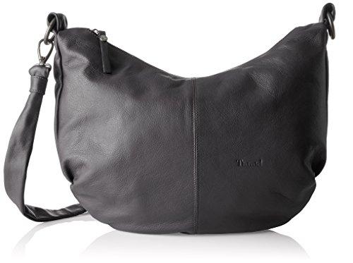 Think - Think! Bag, Borse a spalla Donna Grigio (Quarz 16)