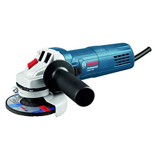 BoschTrade Bosch Amoladora Angular GWS 750Professional Diámetro 115mm 750W frullino
