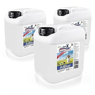 AdBlue® 3X 10L Kanister mit Füllschlauch