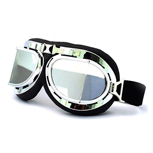 MEI Brille Radfahren Gläser Schwimmbrille Anti-temperatur Gläser Anti-strahlung Anti-staub...