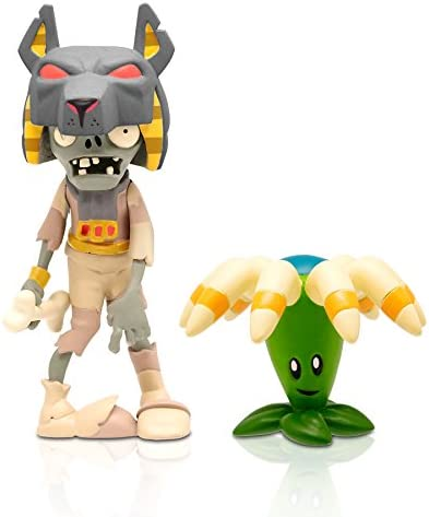 Plants vs Zombies 7,6 7,6 7,6 cm Tomb Rehausseur avec Bloomerang Figure | Emballage Solide