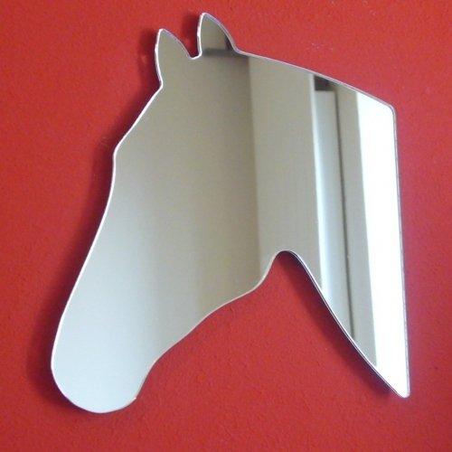 Super Cool Creations Pferde Kopf Spiegel-35cm x 30cm