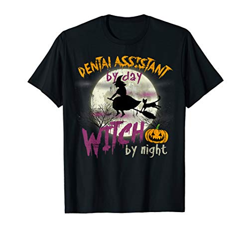 istant By Day Witch By Night T-shirt ()