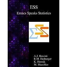ESS Emacs Speaks Statistics by A.J. Rossini (2015-11-14)