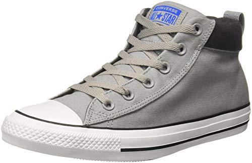 Converse Men's Grey Sneakers - 8 UK/India (41.5 EU)(155742C)