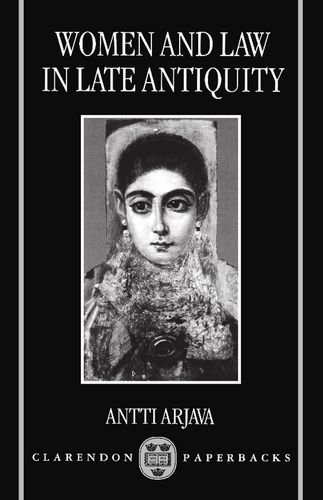 Women and Law in Late Antiquity