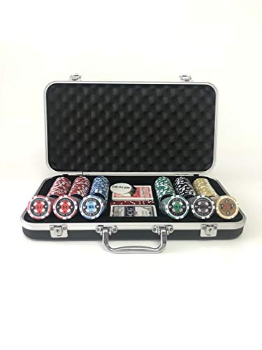 Pokerproductos Maletín 300 fichas EPC