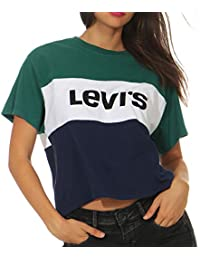 Camiseta Levis Colorblock Jv