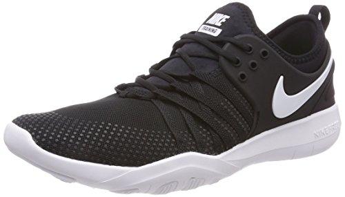 Nike Damen Free Tr 7 Fitnessschuhe, Schwarz (Black/White 001), 40.5 EU (Sneaker Stiefel Nike)