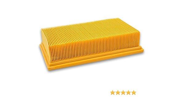 10x Sac-filtre tissus pour aspirateur Bosch GAS 35 L//M SFK//AFS