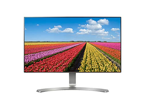 LG IT Products 24MP88HV-S.AEU 60,45cm (23,8 Zoll) Monitor (2 x HDMI, 5ms Reaktionszeit) (24 Led Lg Tv)