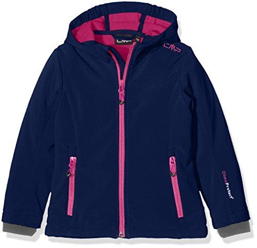 lljacke Fix Hood, nautico-hot pink, 164 ()
