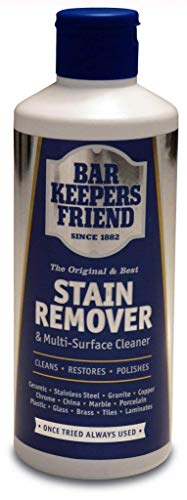 3 X Bar Keepers Friend Stain Remover Multi Purpose Surface Cleaner 250G
