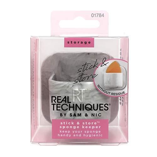 Real Techniques bâton et à ranger Maquillage éponge support pour pot de rangement