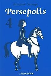 Persépolis, tome 4