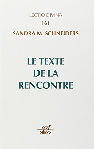 Texte de la rencontre par S Schneidres