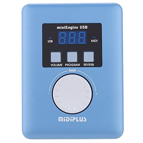 ammoon Midiplus miniengine USB MIDI Sound Modul General Midi Generator - Gm General Modul