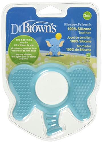 Dr. Brown's Flexees Friends - Mordedor bebé