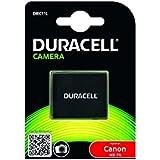 Duracell DRC11L Batterie pour Appareil Photo Canon NB-11L/IXUS 110/120/125 Noir
