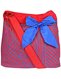 pick pocket Women's Sling Bag (Blue)